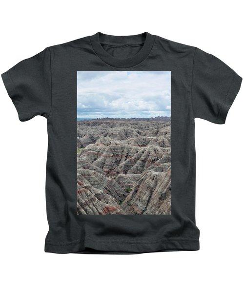 Badlands National Park Kids T-Shirt