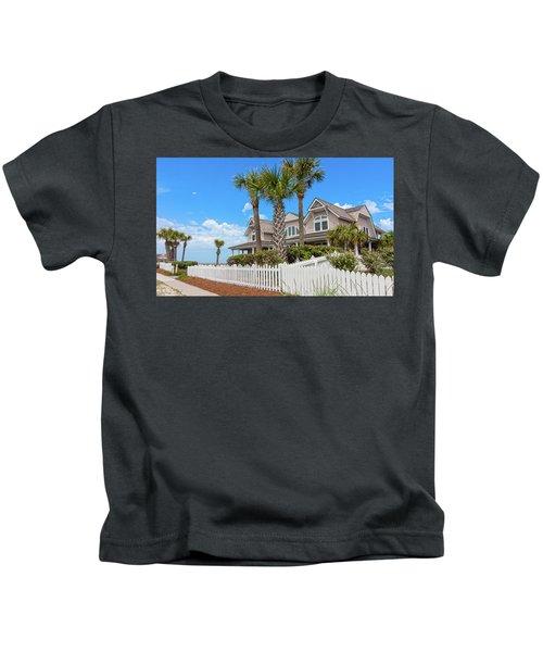 Bald Head Island Perfect Day Kids T-Shirt
