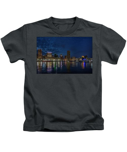 Baltimore Harbor Kids T-Shirt