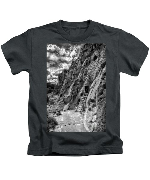 Bandelier Cavate Kids T-Shirt