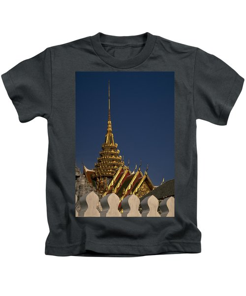 Bangkok Grand Palace Kids T-Shirt