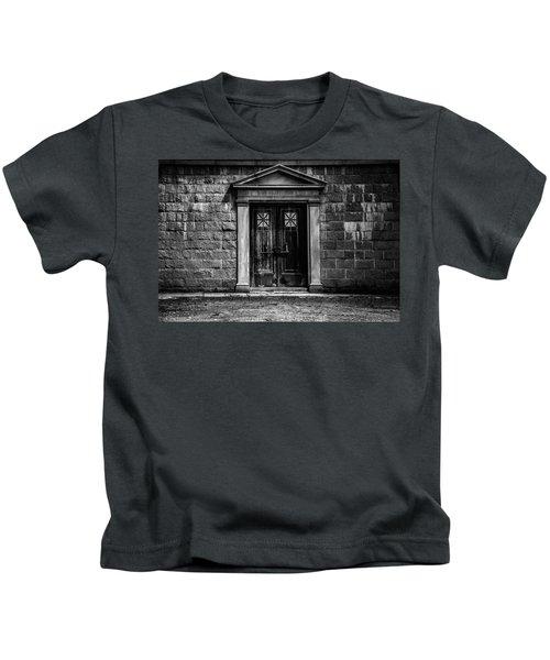 Bar Across The Door Kids T-Shirt