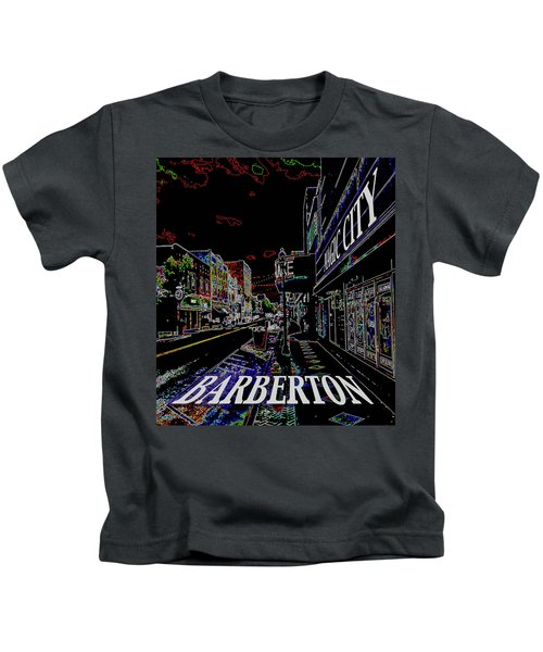 Barberton The Magic City Kids T-Shirt