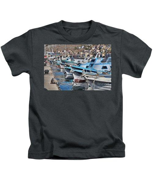 Harbour Of Simi Kids T-Shirt