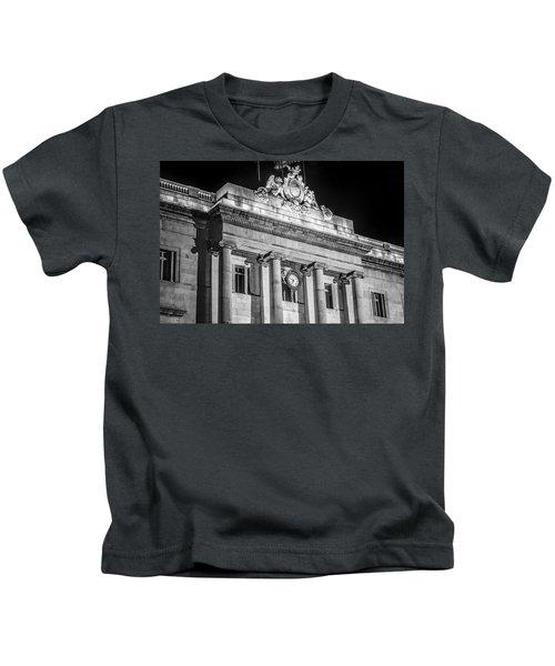 Barcelona City Hall Kids T-Shirt