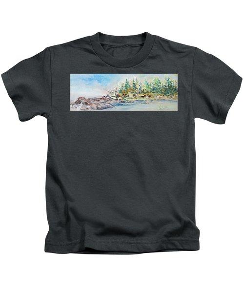 Barrier Bay Kids T-Shirt