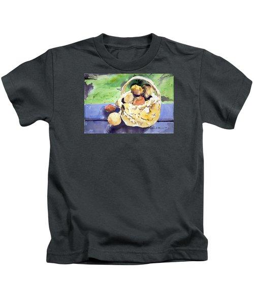 Basket Of Fruit Kids T-Shirt