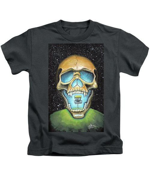 Basket Reaper Kids T-Shirt