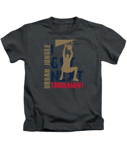 Basketball I Got Next 4 Kids T-Shirt