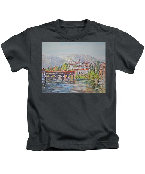 Bassano Del Grappa Kids T-Shirt