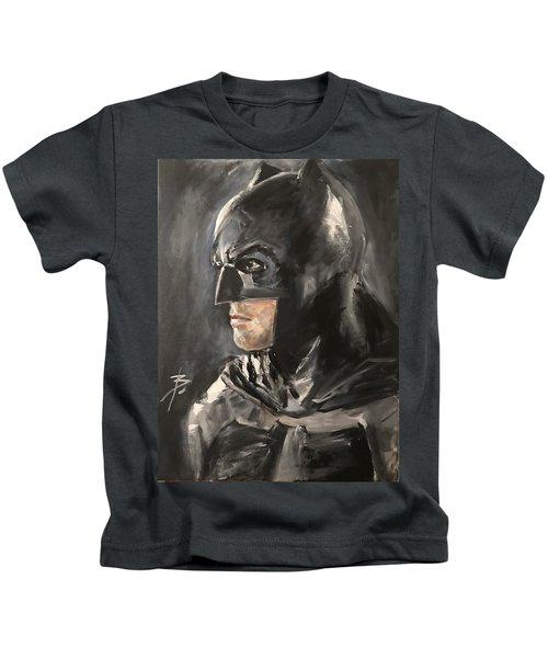 Batman - Ben Affleck Kids T-Shirt