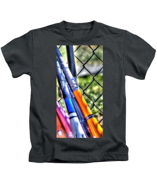 Bats 1802 Kids T-Shirt
