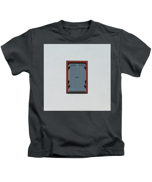 Bavarian Windows 5 Kids T-Shirt