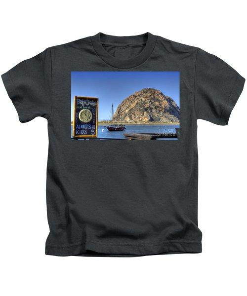 Bay Cruise At 11 Kids T-Shirt
