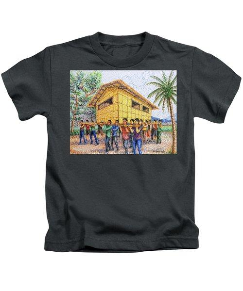 Bayanihan 2 Kids T-Shirt