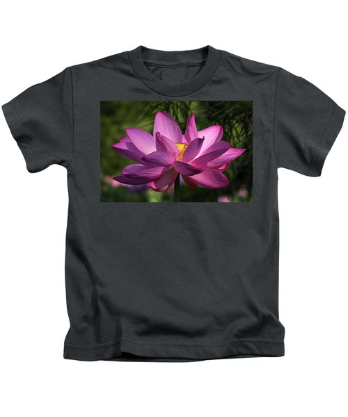 Be Like The Lotus Kids T-Shirt