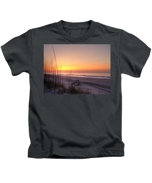Beach Day Kids T-Shirt