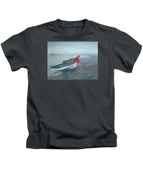 Beach Lifeguard Kids T-Shirt