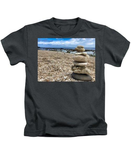 Beach Zen Kids T-Shirt