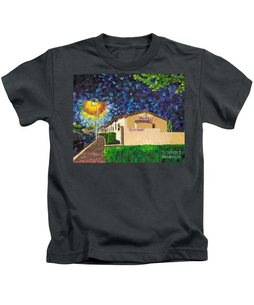 Beachcomber Motel Kids T-Shirt