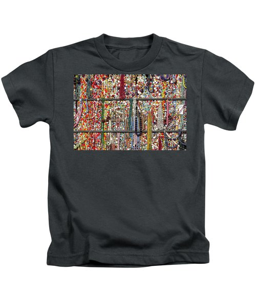 Beads In A Window Kids T-Shirt