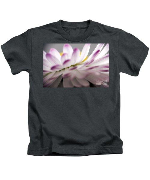 Beautiful Colorful Image About Daisy Flower Kids T-Shirt
