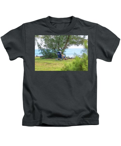 Beautiful Solitude Kids T-Shirt