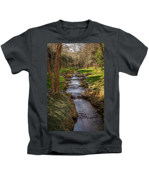 Beautiful Stream Kids T-Shirt