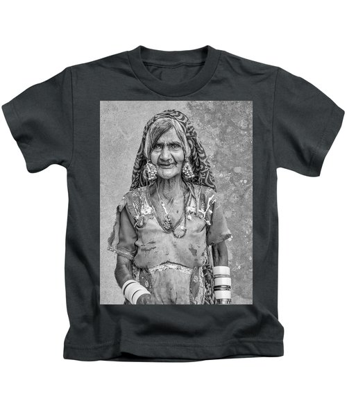 Beauty Before Age. Kids T-Shirt