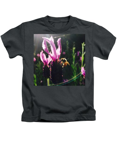 Bee Illuminated Kids T-Shirt