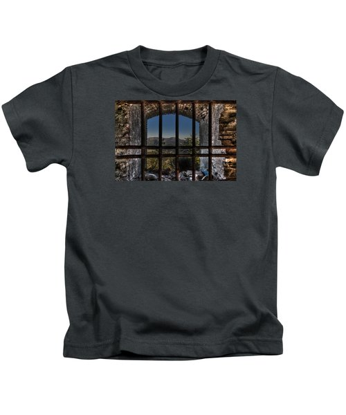 Behind Bars - Dietro Le Sbarre Kids T-Shirt