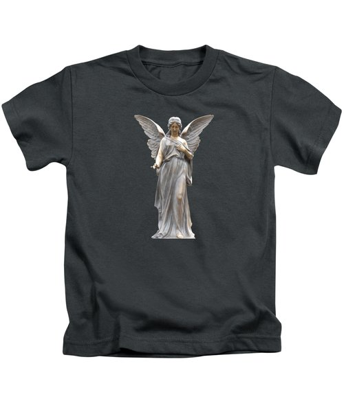 Behold I Send An Angel Before Thee I I Kids T-Shirt