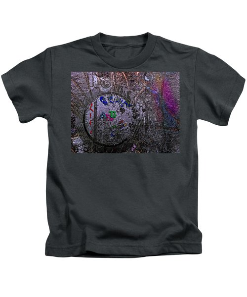 Believe In Art Kids T-Shirt
