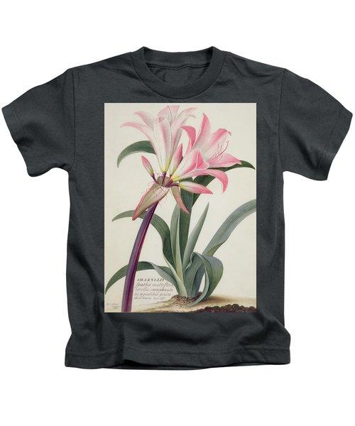 Belladonna Lily Kids T-Shirt