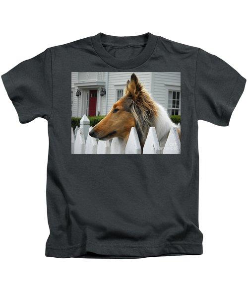 Bellingham Collie Kids T-Shirt