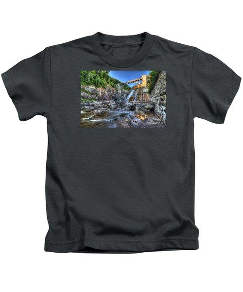 Below The Dam Kids T-Shirt