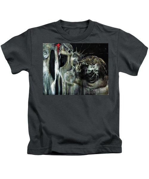 Beneath The Mask Kids T-Shirt