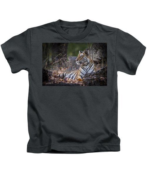 Bengal Tiger Kids T-Shirt