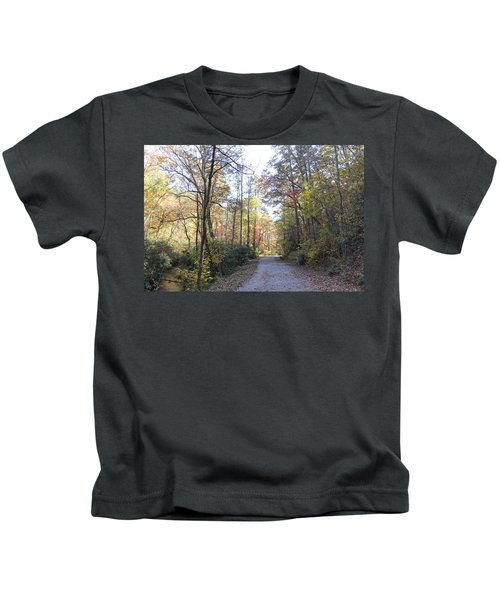 Bent Creek Road Kids T-Shirt