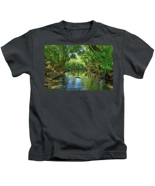 Berry Springs Kids T-Shirt