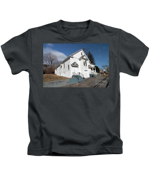 Bethel Ame Church  Huntington Kids T-Shirt