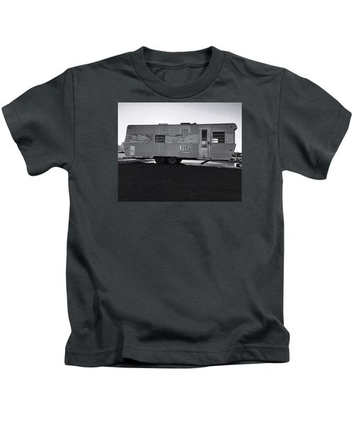 Better Days On Route 66 Kids T-Shirt