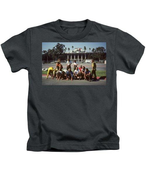 Between Fires Kids T-Shirt