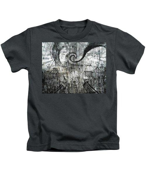 Beware Of Darkness Kids T-Shirt