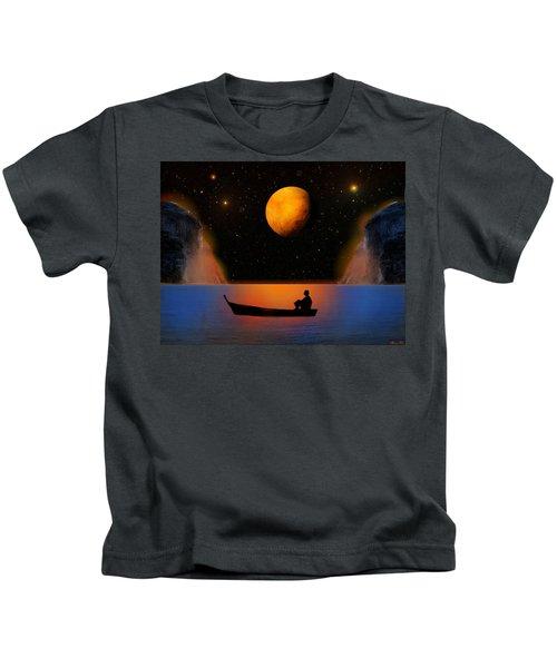 Beyond The Stars Kids T-Shirt