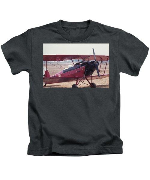 Bi-wing-5 Kids T-Shirt