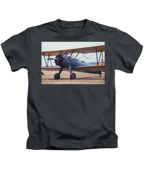 Bi-wing-8 Kids T-Shirt