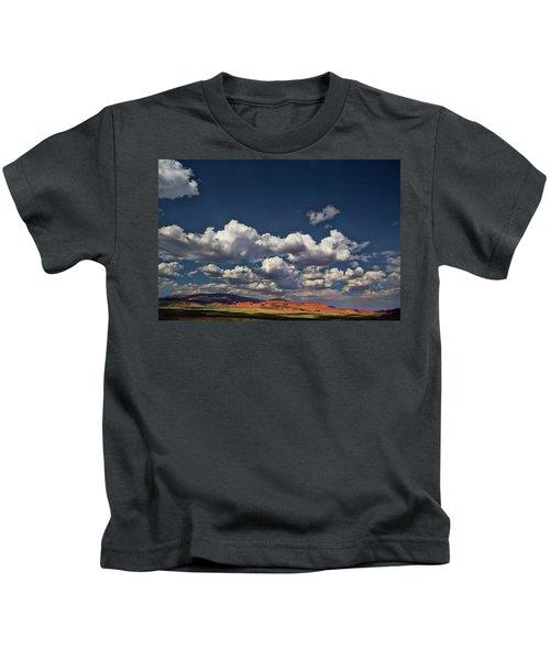 Biclnell Bottoms Kids T-Shirt