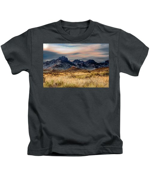 Big Bend Hill Tops Kids T-Shirt