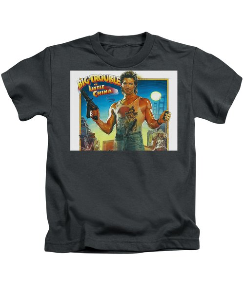 Big Trouble In Little China Kids T-Shirt